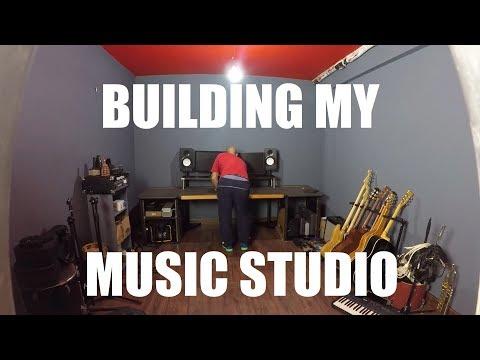 Building my Music Studio - Part 1