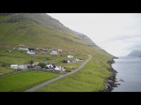 The Faroe Islands, home to a Michelin star