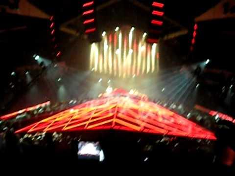 Sensation 2010 Amsterdam: Intro Ryan Marciano & Sunnery James with Fireworks!