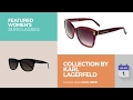 Collection By Karl Lagerfeld Featured Women's Sunglasses