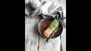Red Palm Oil Recipe  (Fish, Quinoa With Our Red Palm Oil Gourmet Sauce ) - Juka's Organic Co.