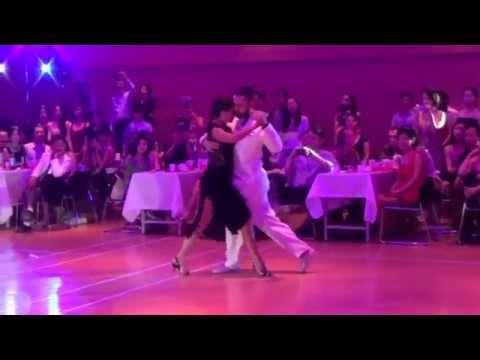2015 XIII Taipei Tango Festival - Javier & Fátima