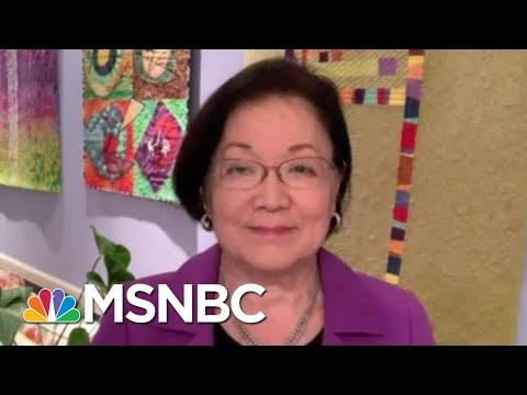 'Unprepared And Incompetent': Senator Criticizes Trump's Defense   Morning Joe   MSNBC