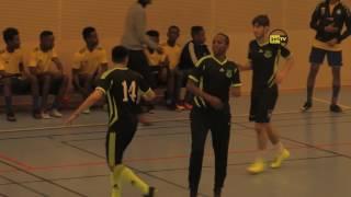 EUROSOM CUP FINAL: Geesguud UF - Bergsjön SK