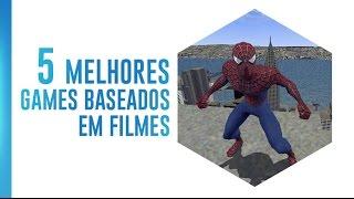 5 MELHORES GAMES BASEADOS EM FILMES   Omelista #56