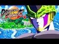Dragon Ball FighterZ   Gameplay Walkthrough Part 3 - GOKU VS PERFECT CELL! (PS4 PRO)