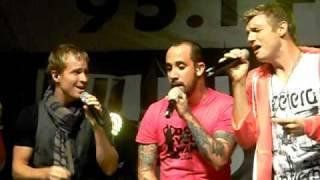 Backstreet Boys - Straight Through My Heart 10.24.09 Gravedigger's Ball