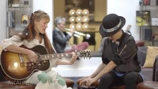 Alcaline, le Bonus Web : CocoRosie - Big And Black en live