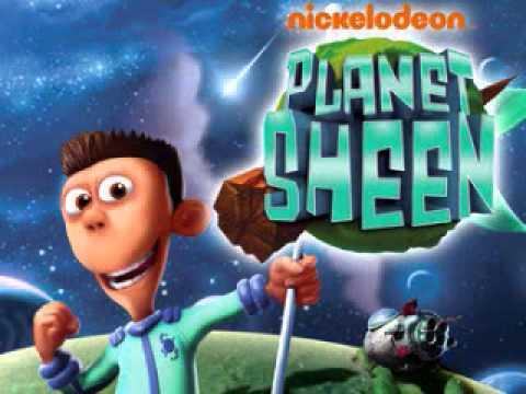 Planet Sheen Intro YouTube
