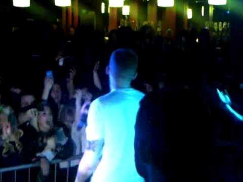Professor Green - Monster live at onyx Folkestone 24/02/2011
