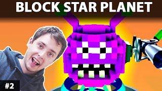 Darmowe Gry Online - Block Star Planet - Parkour