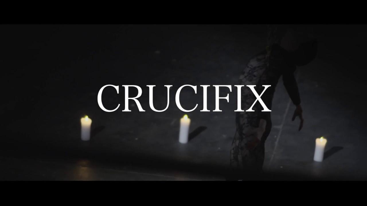 CRUCIFIX, AERIAL CHAINS