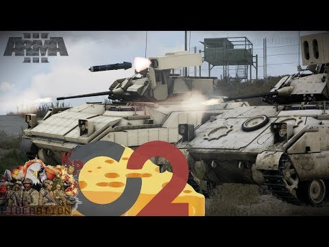 OVERWATCH - LIBERATION ALTIS WITH C2 [Part 11]: Large Scale Arma 3 SP