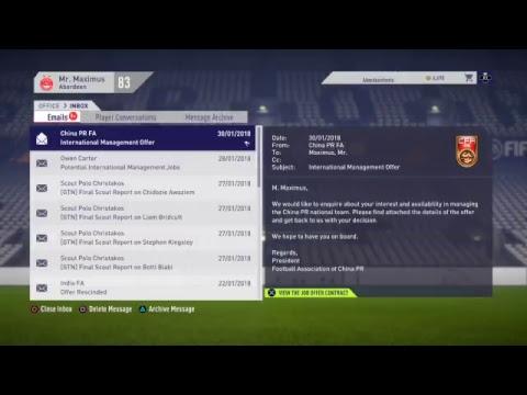 FIFA 18 Aberdeen Football Club #12