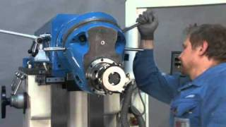 Knuth Machine Tools Knuth UFM Universal Milling Machine GotMachinery Got Machinery