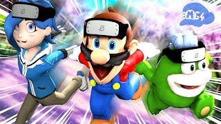 SMG4: Mario and the Anime Challenge