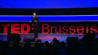 Have space suit -- will travel | Cameron Smith | TEDxBrussels