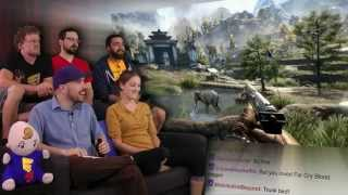 Far Cry 4 Gameplay Demo! - E3 2014 is AWESOME! - Part 7