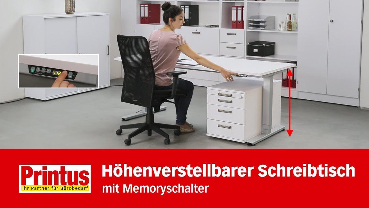 Schreibtische Ratgeber Ergonomische Buromobel Bei Printus