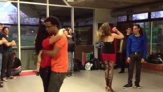 Kizomba -- Tanzen mit Herz und Gefühl