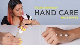 The Perfect Hand Care Routine For Soft & Healthy Hands!