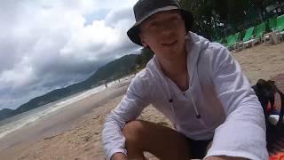 Пляж Патонг о. Пхукет (Тайланд май 2019)