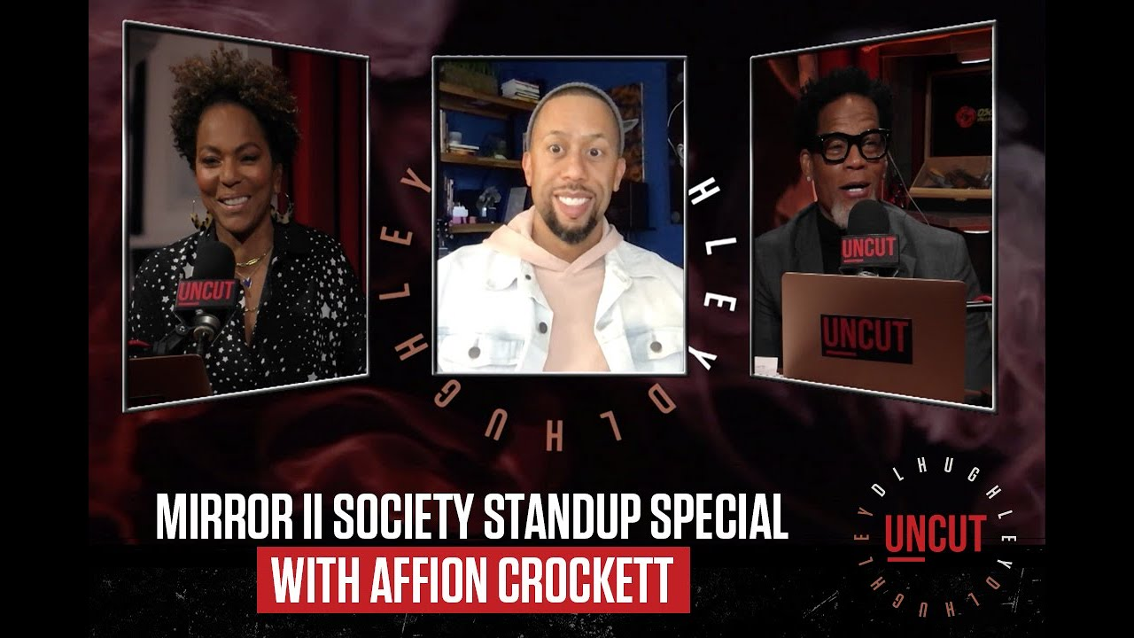 Affion Crockett and his new Comedy Special | DL Uncut | Laugh Out Loud Network