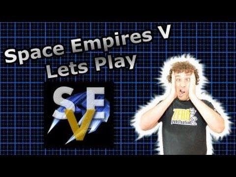 Space Empires V Lets Play #17 - Financial Crisis