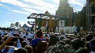 Papa Francisco - PY - Ñu Guasu