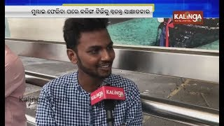 Exclusive interview with rescued Odia sailor Sudip Choudhury | Kalinga TV