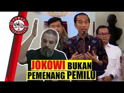 TRENDING!! JOKOWI BUKAN PEMENANG PEMILU