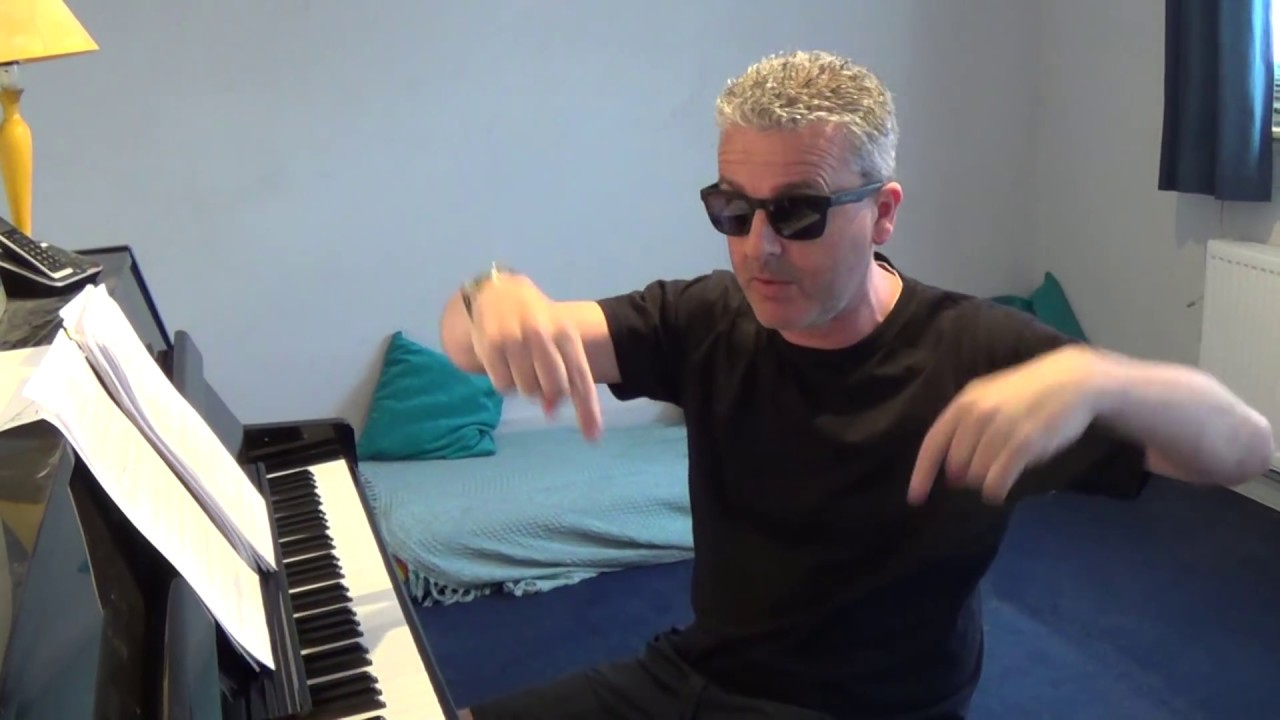 Rockin' Blues Boogie Left Hand Riff