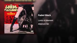 Faded Black