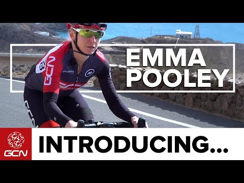 Introducing Emma Pooley | GCN's New Presenter