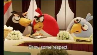 Angry Birds Peace Treaty