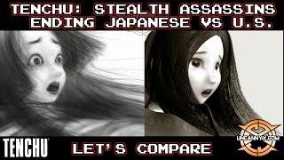 Tenchu Stealth Assassins Ending | USA vs Japan