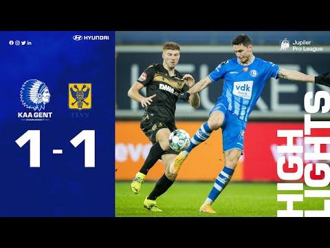 Gent St. Truiden Goals And Highlights