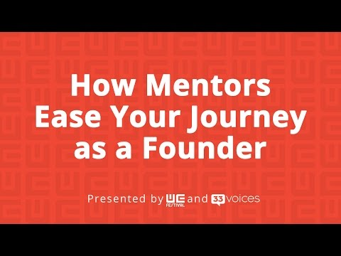 How Mentors Ease Your Journey as a Founder with Jewel Burks, Partpic