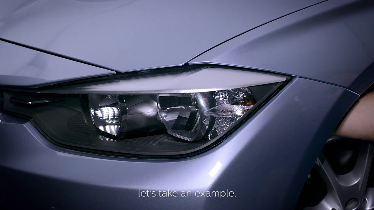 Philips LED-HL [≈H7]: how to adjust bulbs into headlight units