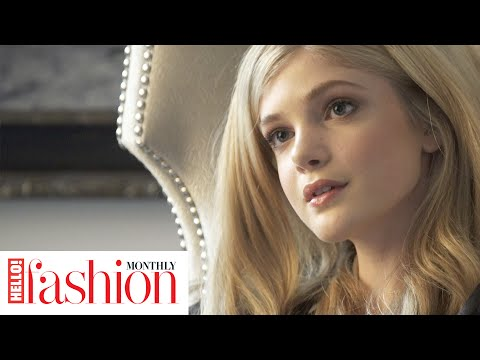 This year's breakout star Elena Kampouris is HFM's latest cover star