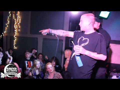 Hangin' with Lil Wyte part 2/2 [w/ Bam Margera, Novak, IRS, B Milli, Vamp'd Up, & More]
