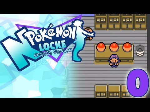 Pokémon Crystal N-locke | Episode 0: Choose My Starter!!
