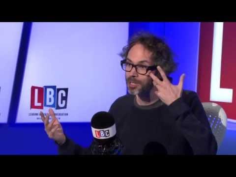 James Rhodes: Live On LBC