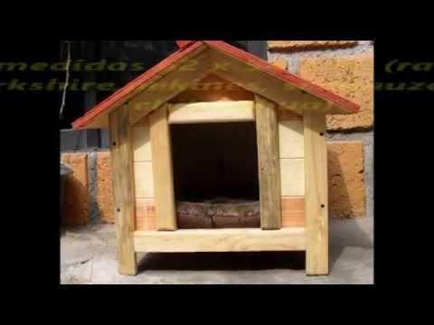 Casa para perro fabricacion youtube - Como hacer una casa para perro grande ...