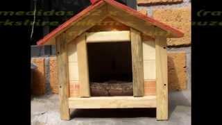 Casa Para Perro, Fabricacion