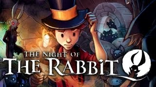 THE NIGHT OF THE RABBIT [HD+] #001 - Der junge Herr Haselnuss