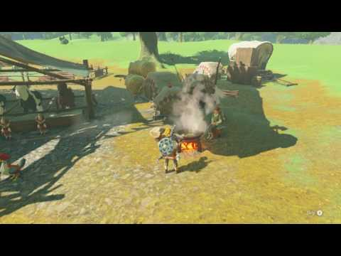 how to make elixirs breath of the wild