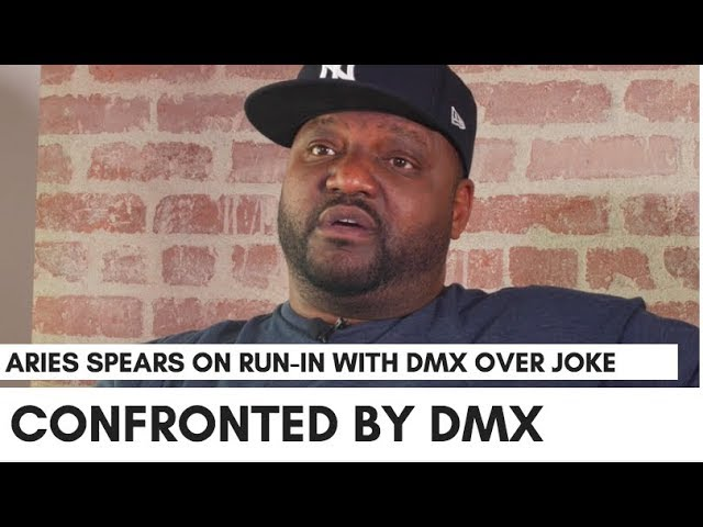 "Aries Spears Details DMX And Crew Confronting Him For Impression: ""I Just Wanted To Survive"""