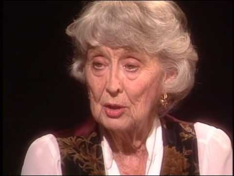 Betty Garrett, Jim Bailey--Rare 1999 TV Interview, Tallulah Bankhead