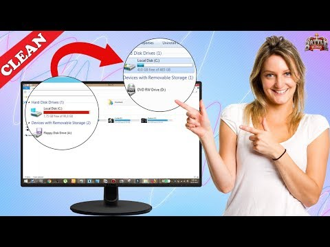 How to Clean C drive | 3 best ways to get maximum space | हिंदी में